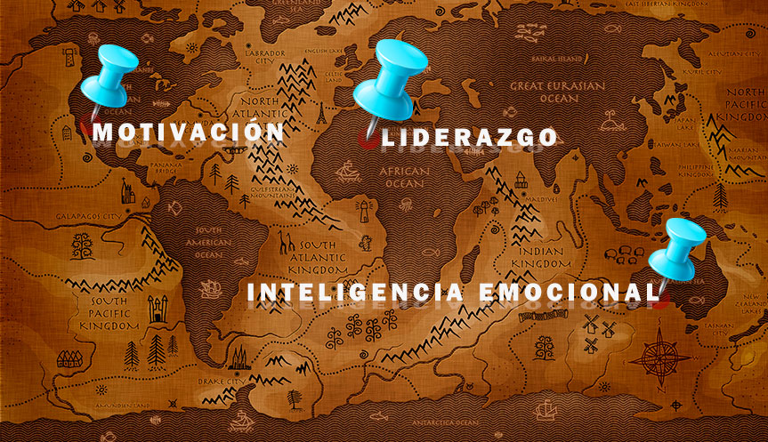 consigue tu meta facil _ mapa inteligencia emocional_motivacion y liderazgo