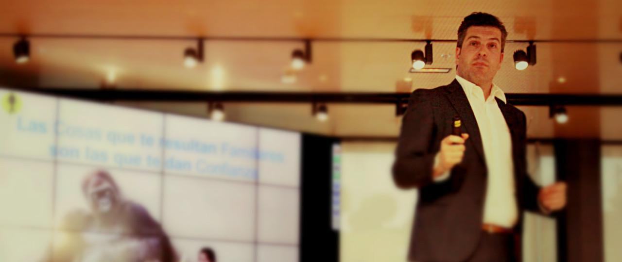 chema maroto_conference